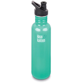 Klean Kanteen Classic Bottle with Sport Cap 3.0 800ml Tidal Pool
